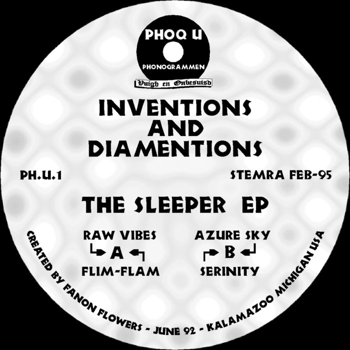 INVENTIONS & DIAMENTIONS - The Sleeper EP