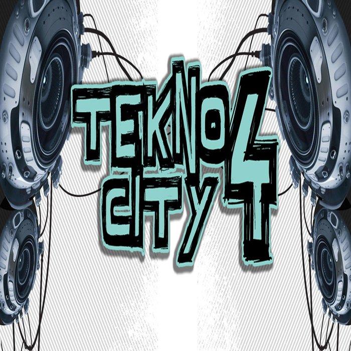 RIKO/KOSTEN/NEUROTIK/INSANE TEKNOLOGY/SIMOK/ALIEN J/TOMMY HPF - Tekno City Vol 4
