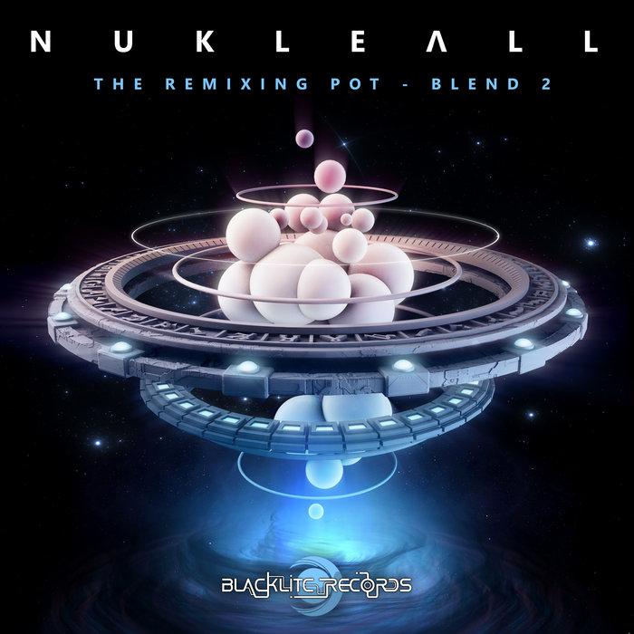 K.I.M/ENDEAVOUR/VIRTUAL LIGHT/NINESENSE/OBLIVIANT - The Remixing Pot: Blend 2