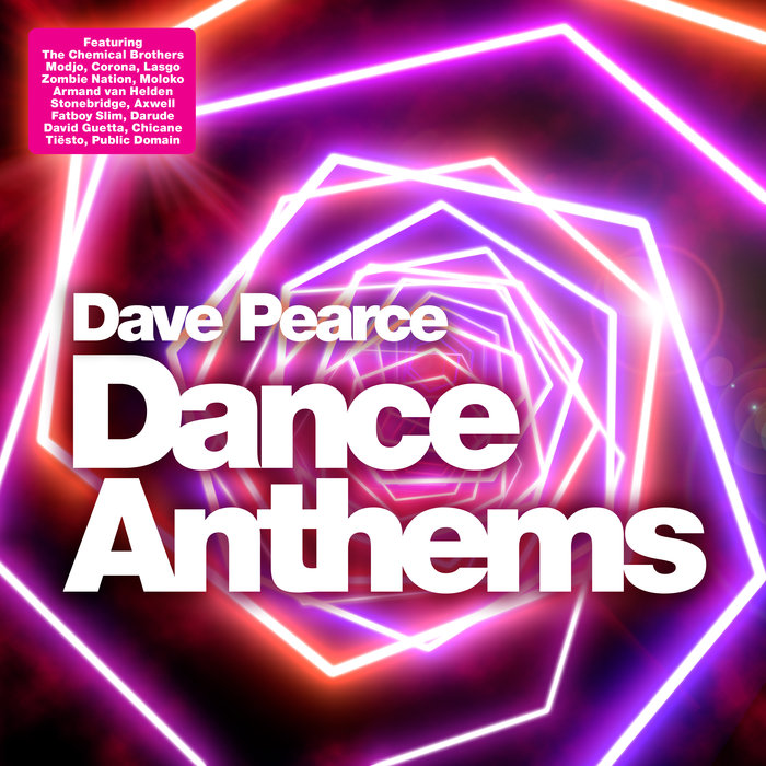 VARIOUS - Dave Pearce Dance Anthems