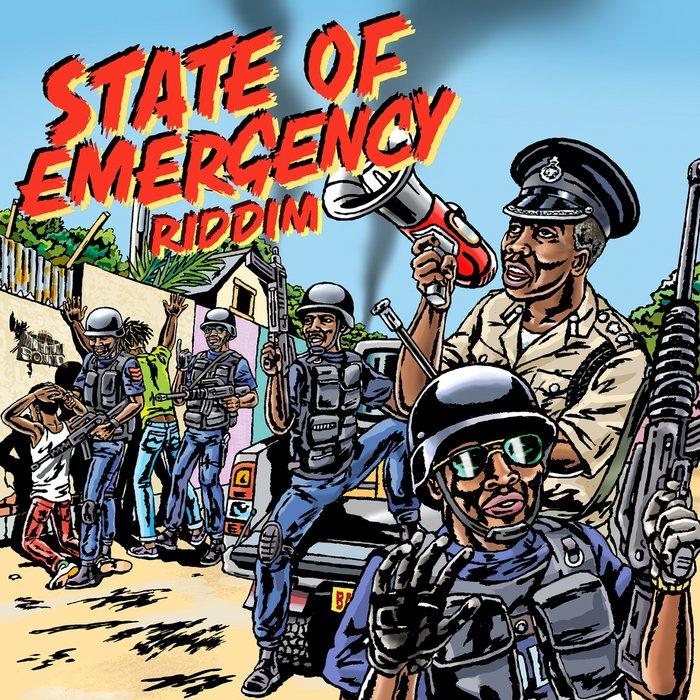 VARIOUS - State Of Emergency Riddim