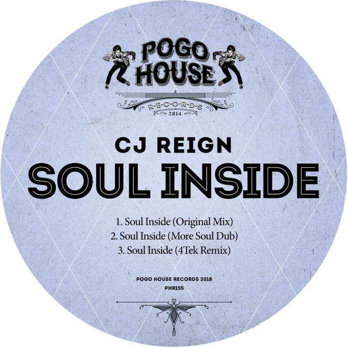 CJ REIGN - Soul Inside