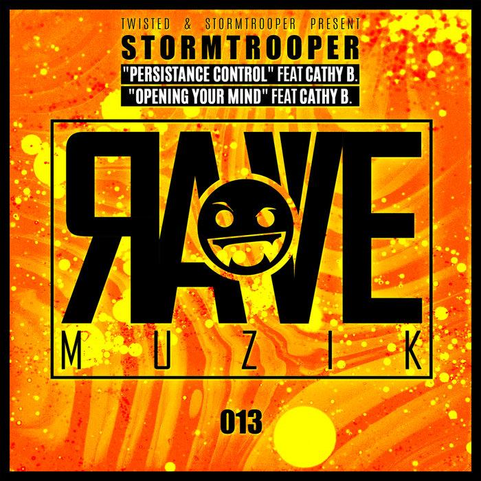 STORMTROOPER & CATHY B - Rave Muzik 013