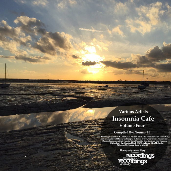 VARIOUS/NORMAN H - Insomnia Cafe/Volume Four - Compiled By Norman H