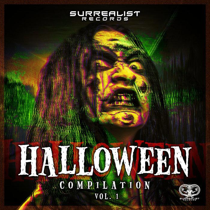 VARIOUS - Surrealist Records Halloween Vol 1 (Explicit)