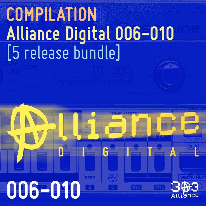 VARIOUS - Compilation Alliance Digital 006-010