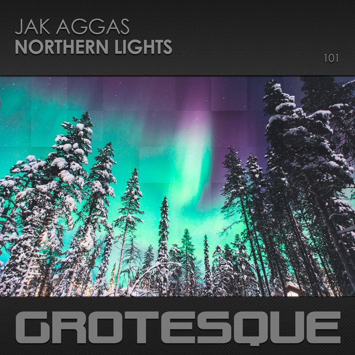 JAK AGGAS - Northern Lights