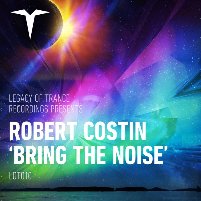 ROBERT COSTIN - Bring The Noise