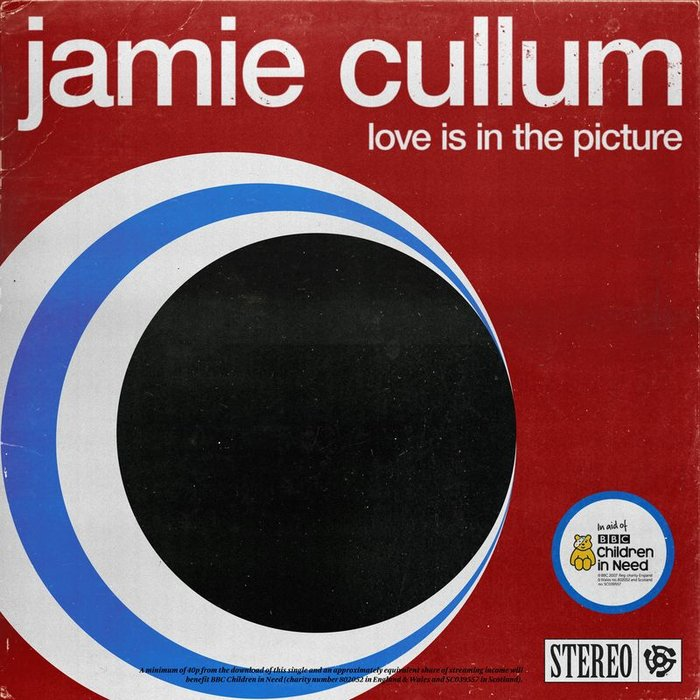 JAMIE CULLUM - Love Is In The Picture