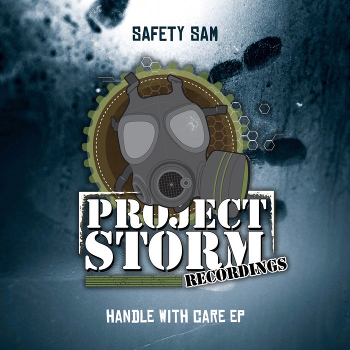 SAFETY SAM - The Handle With Care EP