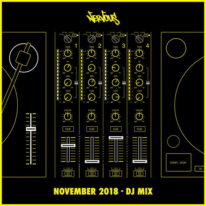 VARIOUS - Nervous November 2018/DJ Mix