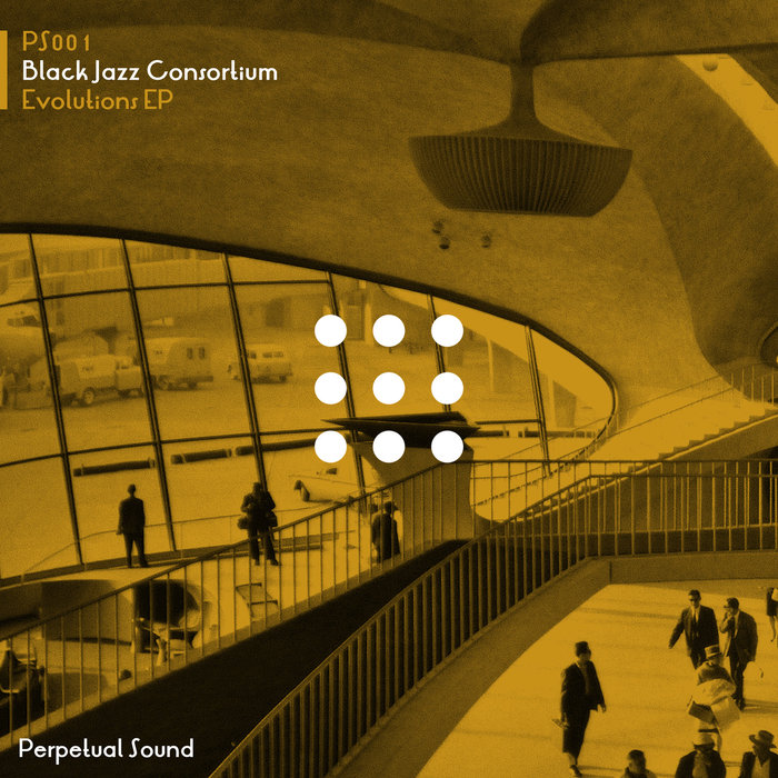 BLACK JAZZ CONSORTIUM - Evolutions EP