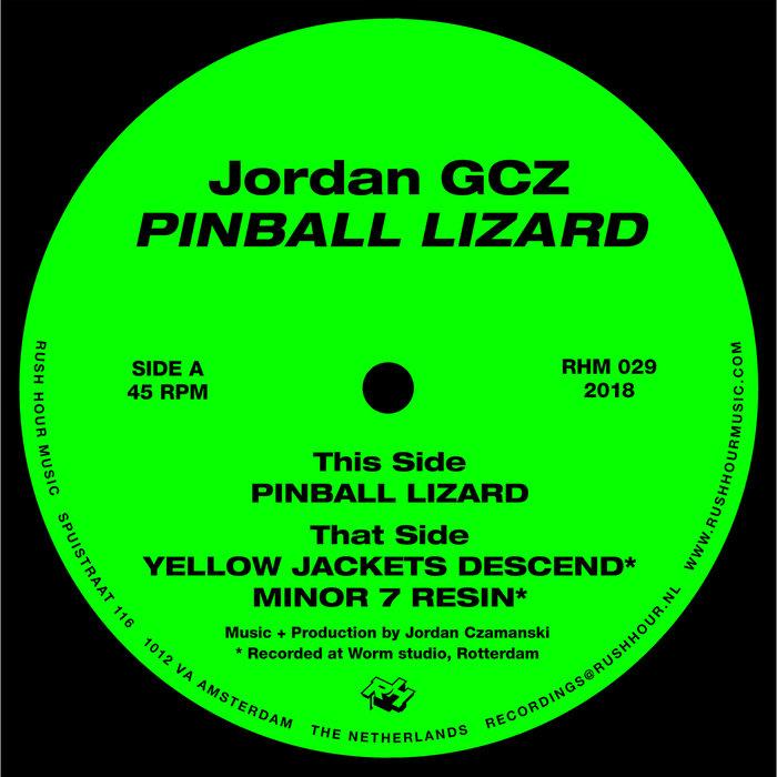 JORDAN GCZ - Pinball Lizard