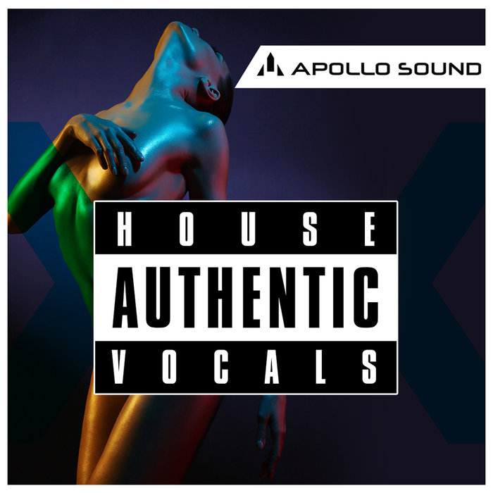 APOLLO SOUND - Authentic House Vocals (Sample Pack WAV/APPLE)
