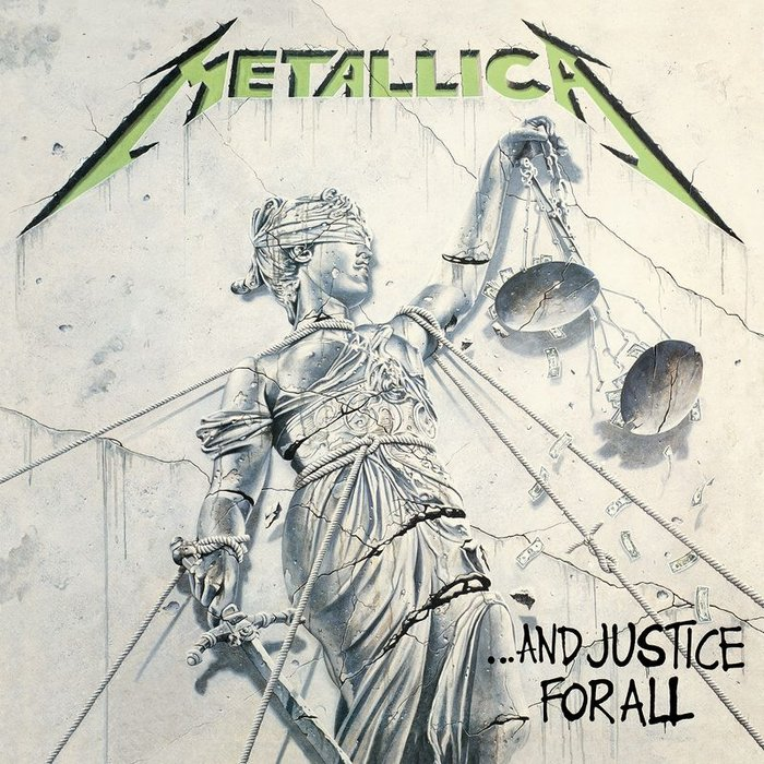 METALLICA - And Justice For All (Explicit Remastered)