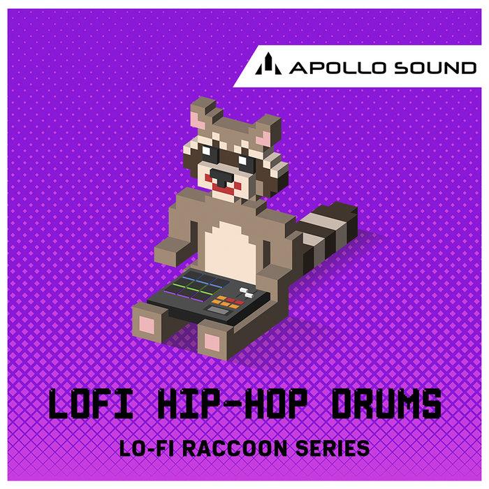 APOLLO SOUND - Lofi Hip Hop Drums (Sample Pack WAV)