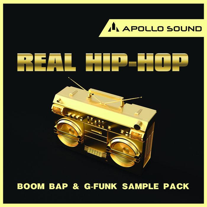 APOLLO SOUND - Real Hip Hop (Sample Pack WAV/APPLE)