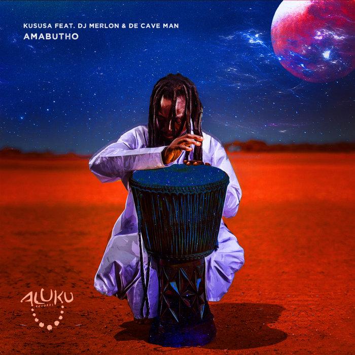KUSUSA feat DJ MERLON/DE CAVE MAN - Amabutho