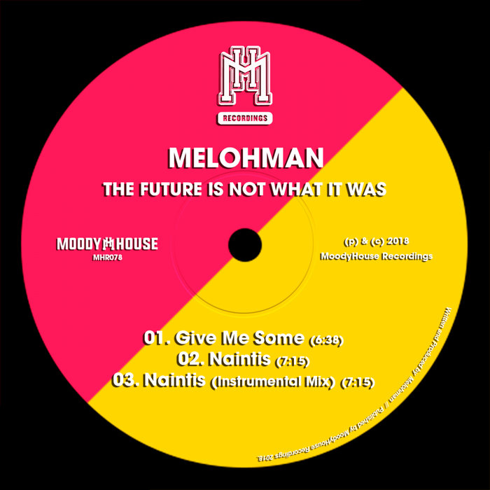 MELOHMAN - The Future Is Not What It Was