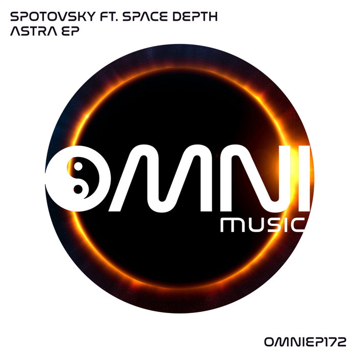 SPOTOVSKY - Astra EP