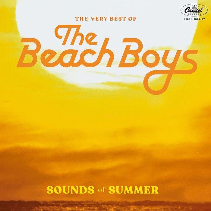 THE BEACH BOYS - The Very Best Of The Beach Boys/Sounds Of Summer