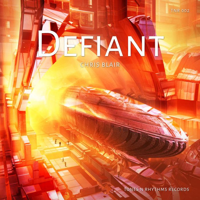 CHRIS BLAIR - Defiant