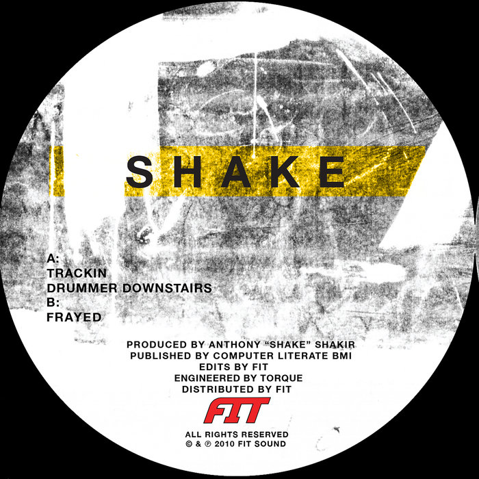 SHAKE - The Drummer Downstairs