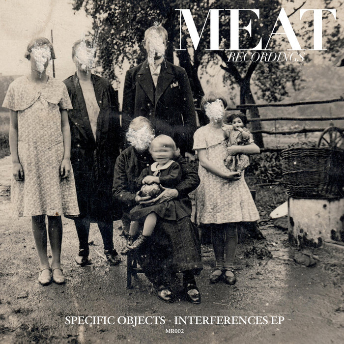 SPECIFIC OBJECTS - Interferences EP