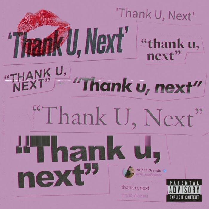 ARIANA GRANDE - Thank U, Next (Explicit)