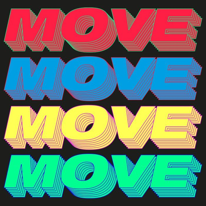 YOUNG ROMANTIC - Move (Time To Get Loose) (Remixes)
