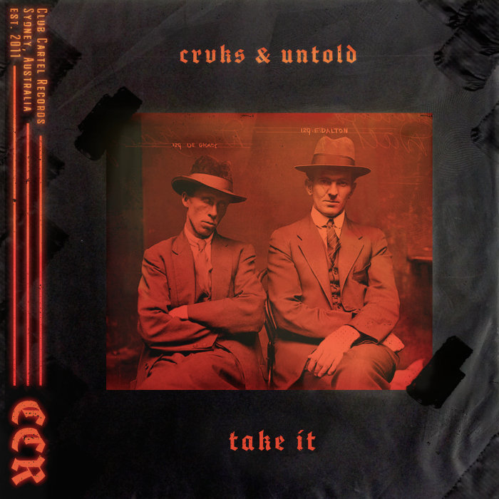 CRVKS/UNTOLD - Take It