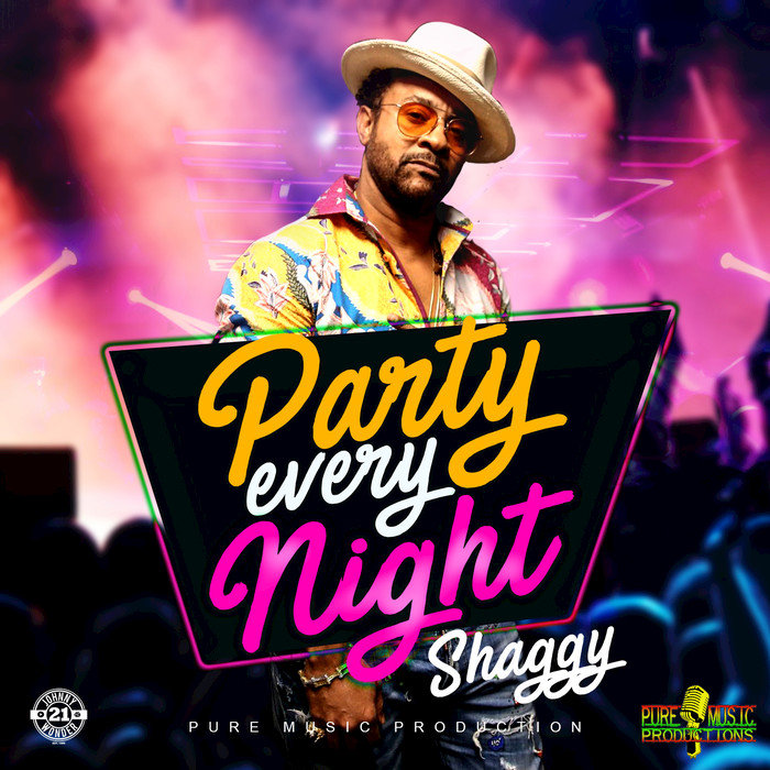 SHAGGY - Party Every Night