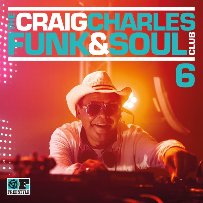 VARIOUS - The Craig Charles Funk & Soul Club Vol 6