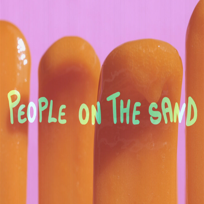 TRACA - People On The Sand