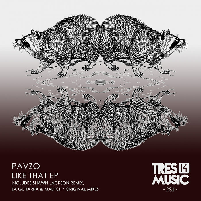 PAVZO - LIKE THAT EP