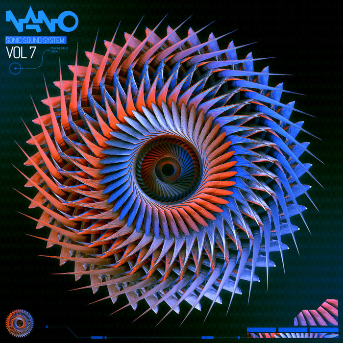 VARIOUS - Nano Sonic Sound System Vol 7