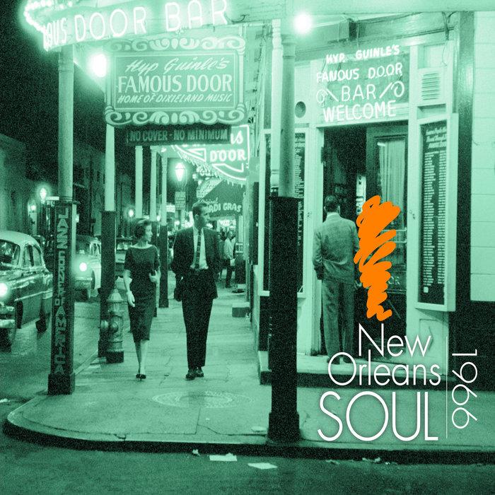 VARIOUS - New Orleans Soul 1966