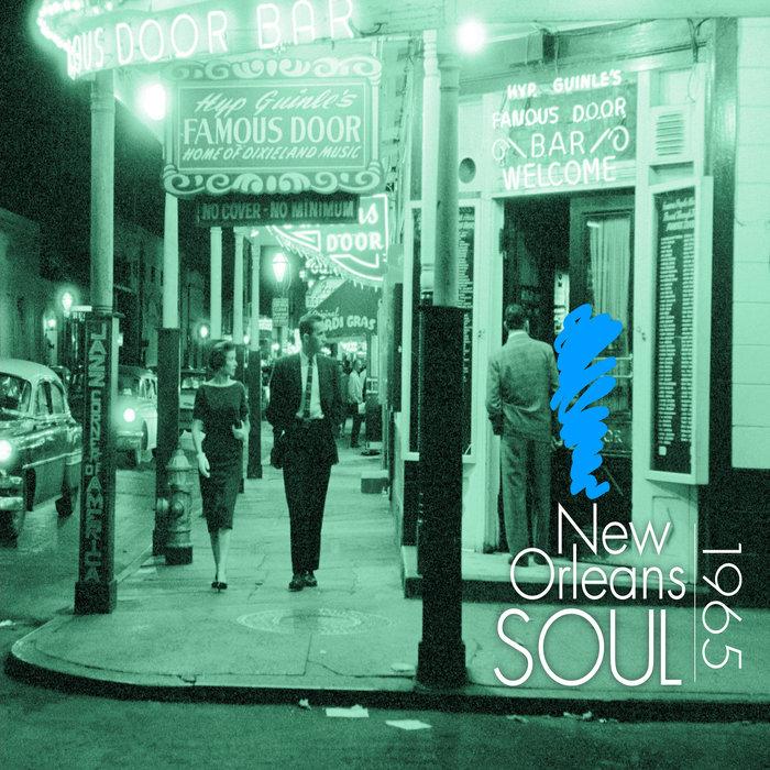 VARIOUS - New Orleans Soul 1965