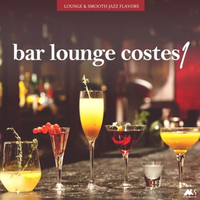 MARGA SOL/VARIOUS - Bar Lounge Costes Vol 1 (Lounge & Smooth Jazz Flavors) (unmixed tracks)