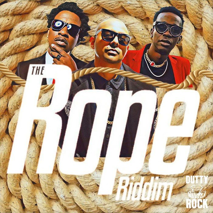 CHI CHING CHING/SEAN PAUL/CHARLY BLACK feat DUTTY ROCK PRODUCTIONS - The Rope Riddim