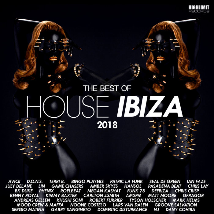 VARIOUS - The Best Of House Ibiza 2018