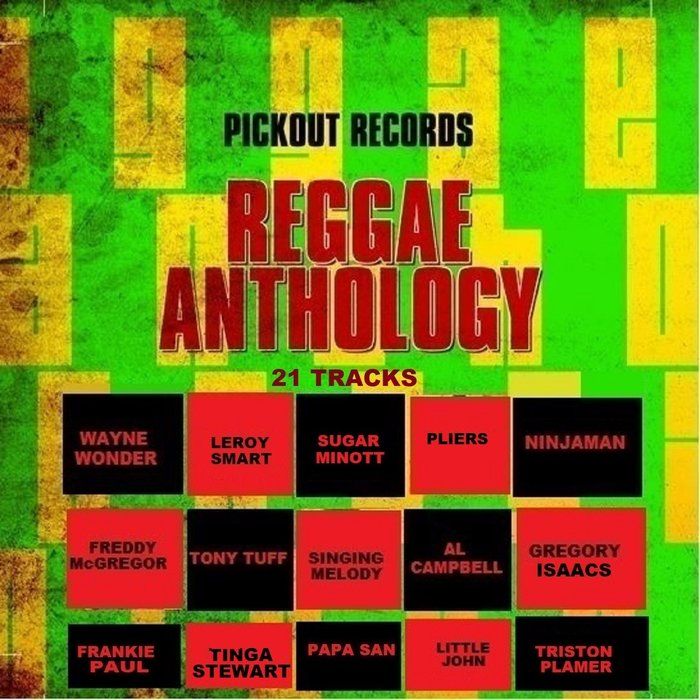 VARIOUS - Pickout Records Anthology