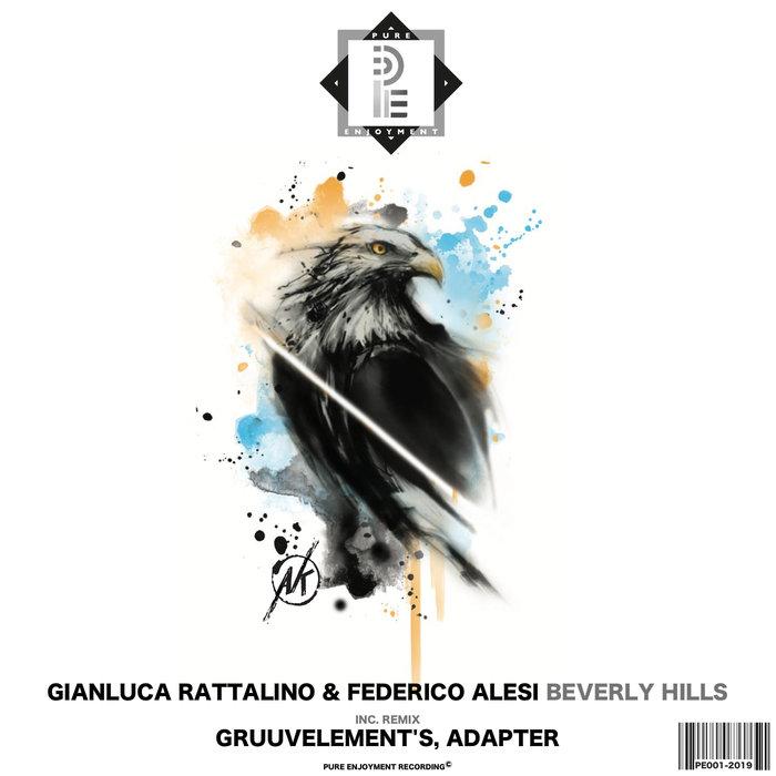 FEDERICO ALESI - BEVERLY HILLS