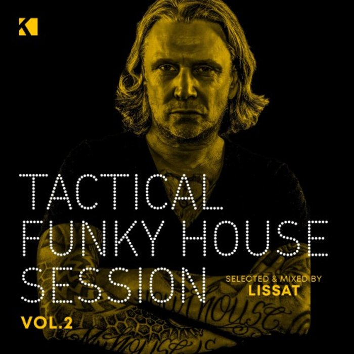 VARIOUS/JENS LISSAT - Tactical Funky House Session Vol 2
