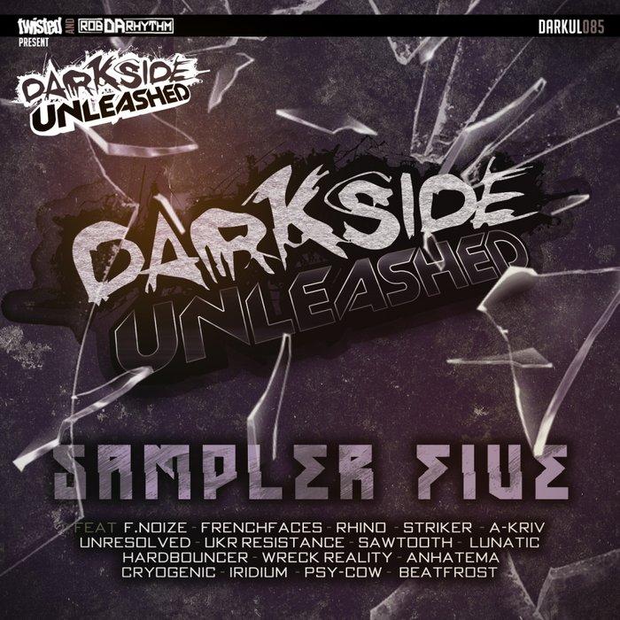 VARIOUS - Darkside Unleashed Sampler 5