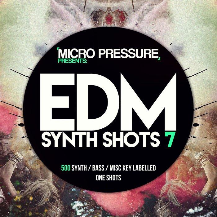 HY2ROGEN - EDM Synth Shots 7 (Sample Pack WAV)
