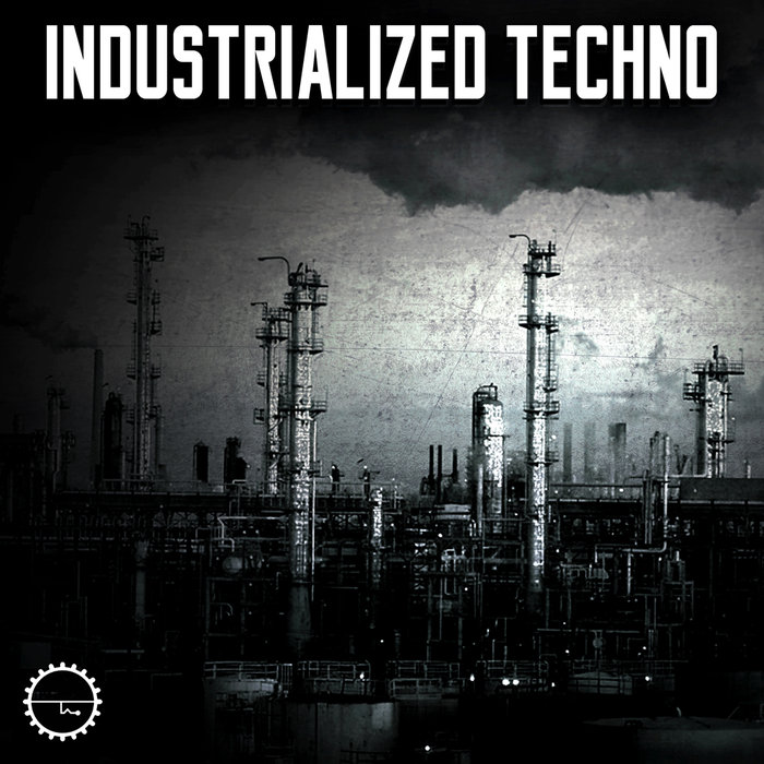 INDUSTRIAL STRENGTH RECORDS - Industrialized Techno (Sample Pack WAV)