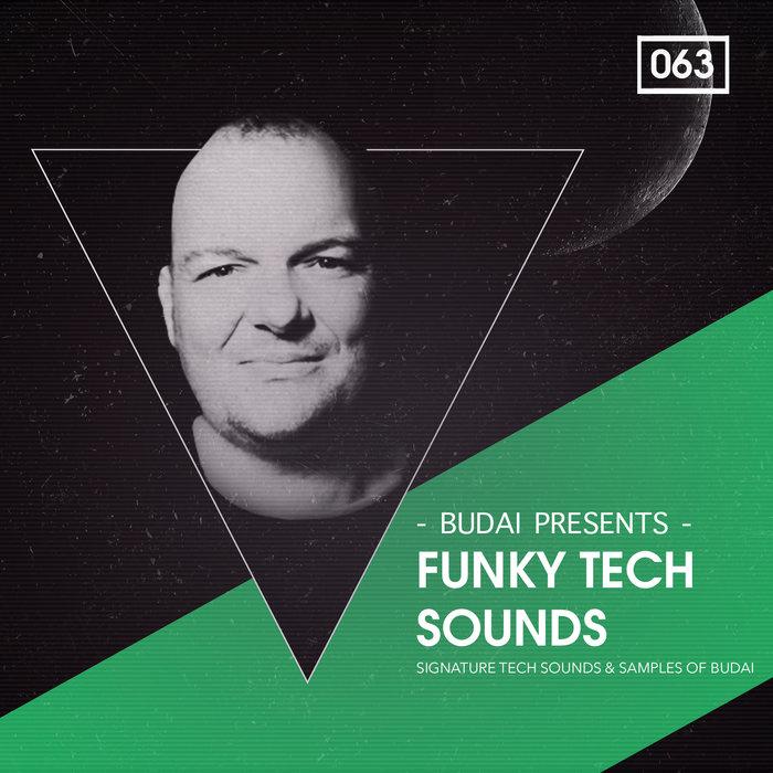 BINGOSHAKERZ - Budai Presents Funky Tech Sounds (Sample Pack WAV/REX)