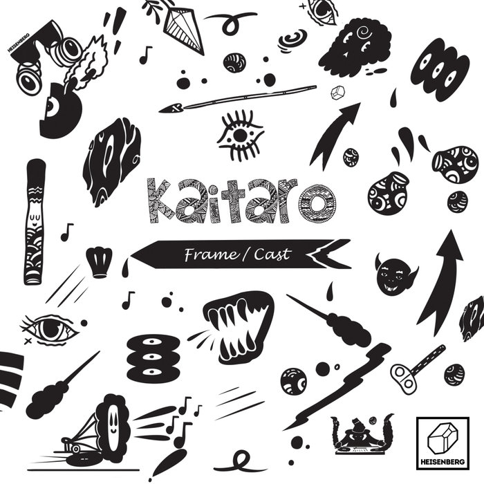 KAITARO - Frame / Cast