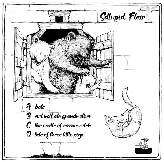 STUPID FLAIR - Tales